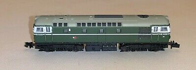 £35 • Buy Dapol (ND145JD) N Gauge Class 26 'D5326' In BR Green - DCC Fitted