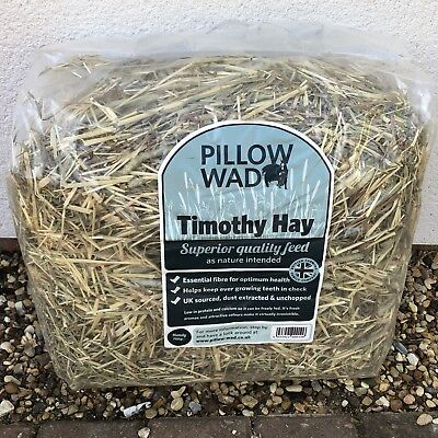 £8.99 • Buy Timothy Hay High Fibre Low Protein HEALTH BOOSTER Rabbit Guinea Pig Chinchilla