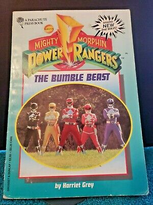 £2.09 • Buy Mighty Morphin Power Rangers - The Bumble By Harriet Grey (1994) Paperback