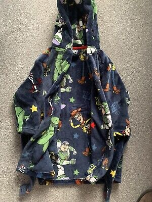£3.50 • Buy Toy Story 4 Dressing Gown Size 2/3 Years From Next