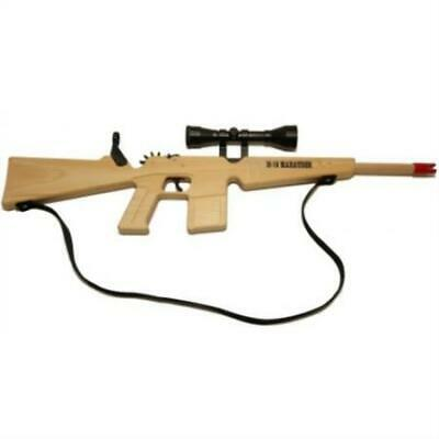 $42.44 • Buy Magnum Enterprises GL2M16MSS M-16 Marauder Rifle With Scope And Sling