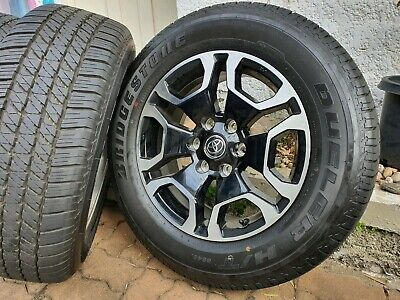 AU1350 • Buy Toyota Hilux SR5 Wheels And Tyres (Set Of 5) - New