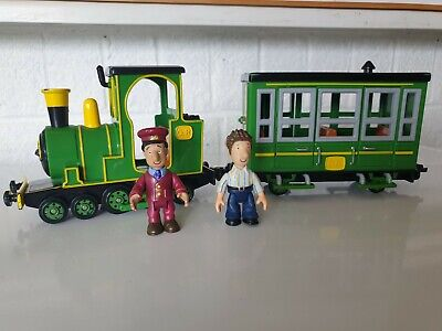 £10 • Buy Postman Pat Greendale Rocket Train With Sounds & Train Noises + Small Figures