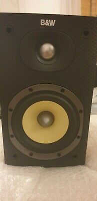 £199.95 • Buy B&W Bowers & Wilkins DM600 S3 Bookshelf Speakers, Excellent Condition, Boxed