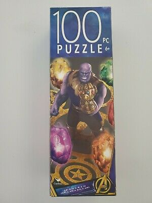 £5.07 • Buy Marvel Puzzles Avengers Infinity War 100 Piece Kids Jigsaw Puzzle