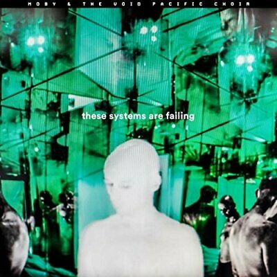 £18.99 • Buy Moby-These Systems Are Failing - Lp VINYL NEW