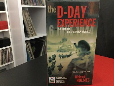 """£23.99 • Buy WONDERFUL """"The D-Day Experience:"""";From The Invasion To The Liberation Of Paris"""