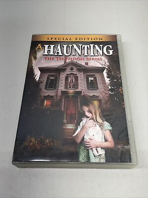 £38.93 • Buy A Haunting The Television Series 9 DVD Set Szns 1-6 *Missing Disc 5*
