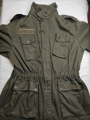 £6.90 • Buy Italian Military Vintage Nato Edition Light Field Parka Outdoor Hunting Size M