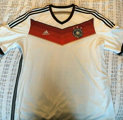 £10 • Buy 2014-15 Germany Home Football Shirt - Adult 2XL - Great Condtion