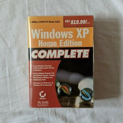 £20 • Buy Windows XP Home Edition Complete - Brand New