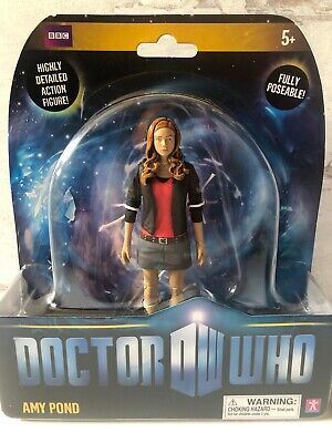 £2.31 • Buy Doctor Who Amy Pond Action Figure*Underground Toys*2009*Poseable*Unopened*NIP