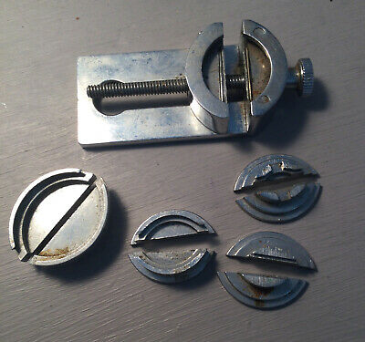 $ CDN164.42 • Buy Vintage Watchmakers MEYERS #58 Movement Holder Multiple Attachments Watch Repair