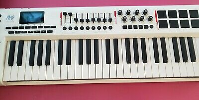 $179.99 • Buy M-Audio Axiom Pro 49 Keyboard Controller White Semi-Weighted