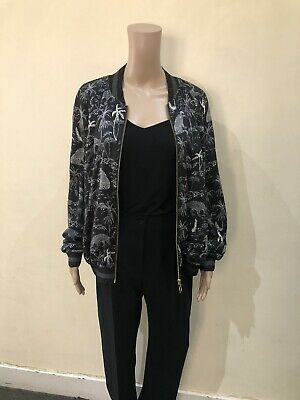 AU89 • Buy Absolutely Stunning Tigerlily Bomber Jacket Size 12 - Great Condition!