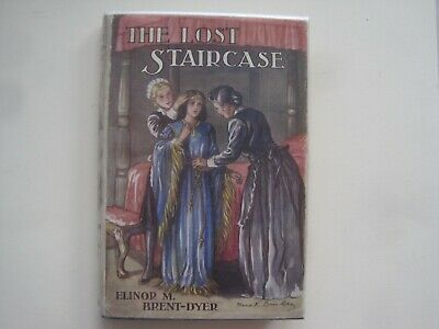 £20 • Buy The Lost Staircase - Elinor Brent Dyer (Chalet) 1st First Edition DJ 1946