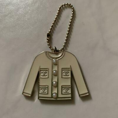 £70.88 • Buy Chanel Suit Shaped Key Chain
