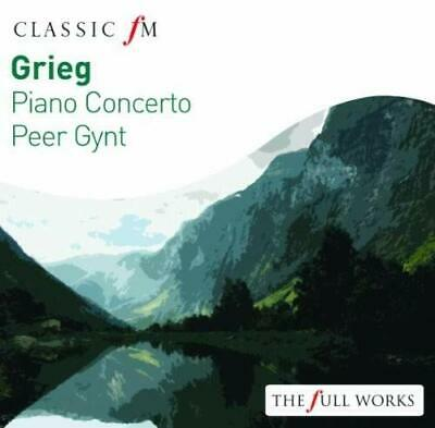 £4.02 • Buy Stephen Kovacevich - Grieg: Peer Gynt And Piano Concerto [CD]