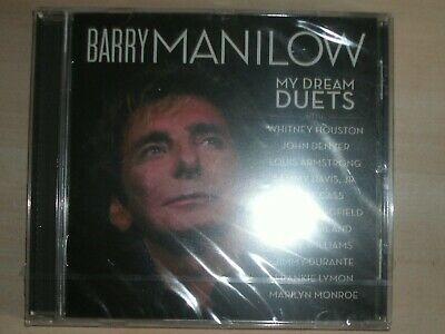 £0.01 • Buy BARRY MANILOW - My Dream Duets (New Sealed CD)