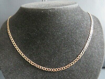 £62 • Buy 9ct (375) Gold Chain (18 Inches)