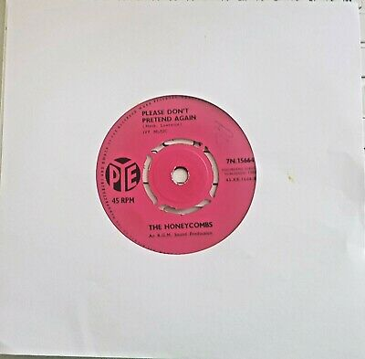 £2.99 • Buy The Honeycombs Have I The Right 1964 Uk Pye Records 7  45 7n.15664