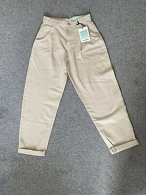 £1 • Buy Pull And Bear Beige Jeans