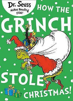£1.40 • Buy How The Grinch Stole Christmas! (Dr. Seuss) By Dr. Seuss (Paperback, 2010)
