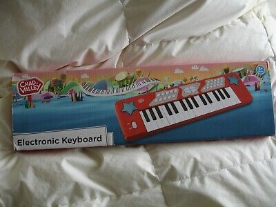 £2.99 • Buy Battery Electronic Keyboard Chad Valley