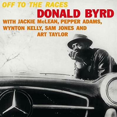 £15.11 • Buy Donald Byrd - Off To The Races (180g)