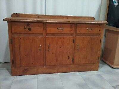 AU9.50 • Buy Dresser Table Solid Timber