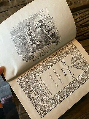 £29 • Buy The Old Curiosity Shop And Uncommercial Traveller By Charles Dickens