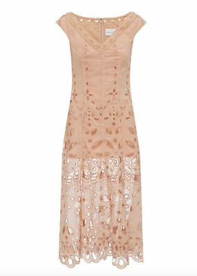 AU50 • Buy ALICE McCALL Powder Pink Baudelair Dress New With Tags Size 8