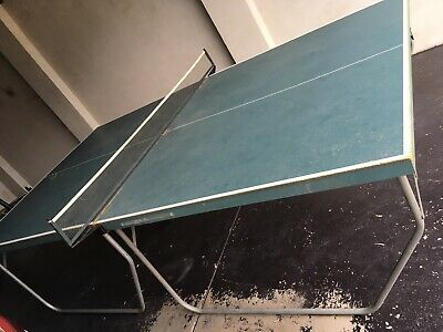 AU30 • Buy Table Tennis Ping Pong Table With Net Green With White Trim