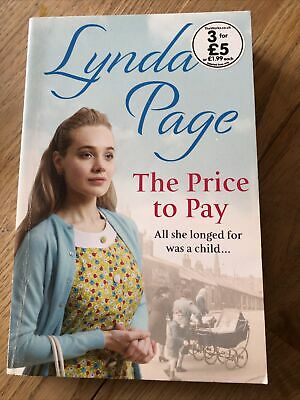 £1.30 • Buy The Price To Pay,Lynda Page