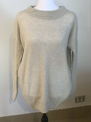 AU25 • Buy Country Road Jumper Cream Size XS