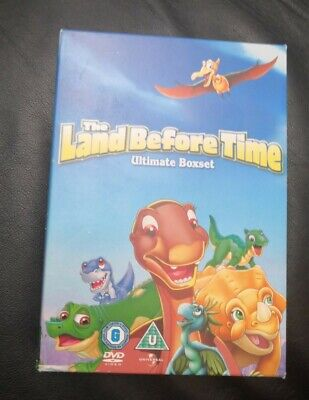 £30 • Buy The Land Before Time Ultimate Boxset 1-13