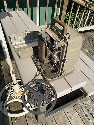 $ CDN80.51 • Buy Vintage Collectible Bell & Howell Model #253-A 8mm Projector Motor And Lamp Work