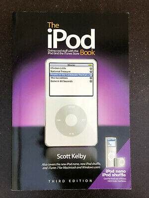 AU2.73 • Buy The IPod Book: Doing Cool Stuff With The IPod And The ITunes Store, NEW