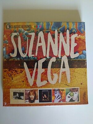 £11.50 • Buy Suzanne Vega - 5 Classic Albums [5 CD] - New & Sealed