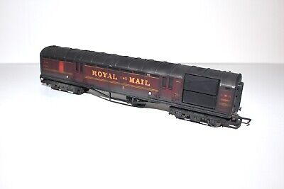 £25.95 • Buy Hornby R4155LMS TPO Operating Royal Mail Coach ***Professionally Weathered**