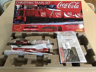 £35 • Buy Hornby Coca Cola Christmas Train Set Brand New No Track Or Controller