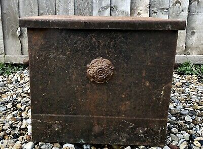 £19.99 • Buy Vintage Metal Arts And Crafts Style Coal Box