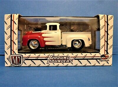 $ CDN4.80 • Buy M2 Machines 1956 Ford F-100, Ground Pounders Series, Release 9, 12-03, 2012 Mfg