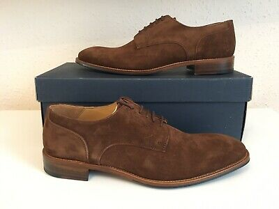 £59.99 • Buy SALE🔥Charles Tyrwhitt Brown Suede Derby Shoes UK 7.5 £RRP £130 100% Authentic