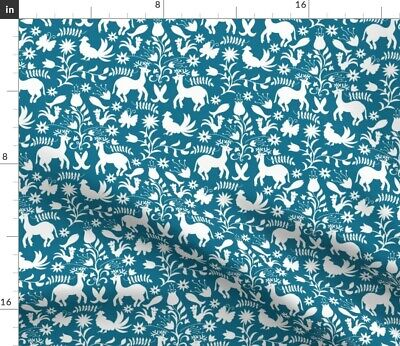 £9.20 • Buy Mexican Otomi Native Spoonflower Fabric By The Yard