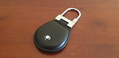 £54.52 • Buy Mont Blanc Key Ring Leather Very Good Cond