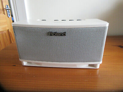 £75 • Buy Roland Cube Lite Monitor Amplifier White