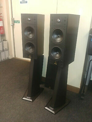 £379 • Buy Celestion SL12Si Speakers With Atacama Reference R724 Stands SL 6 Bigger Brother