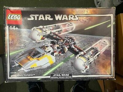 £9.99 • Buy LEGO Star Wars Y-Wing Attack Starfighter, UCS 10134. BOX ONLY