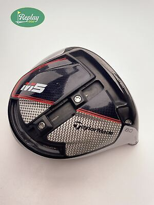 $ CDN430.84 • Buy TOUR ISSUE TaylorMade M5 Driver Head / 8.0 Degrees / Head Only